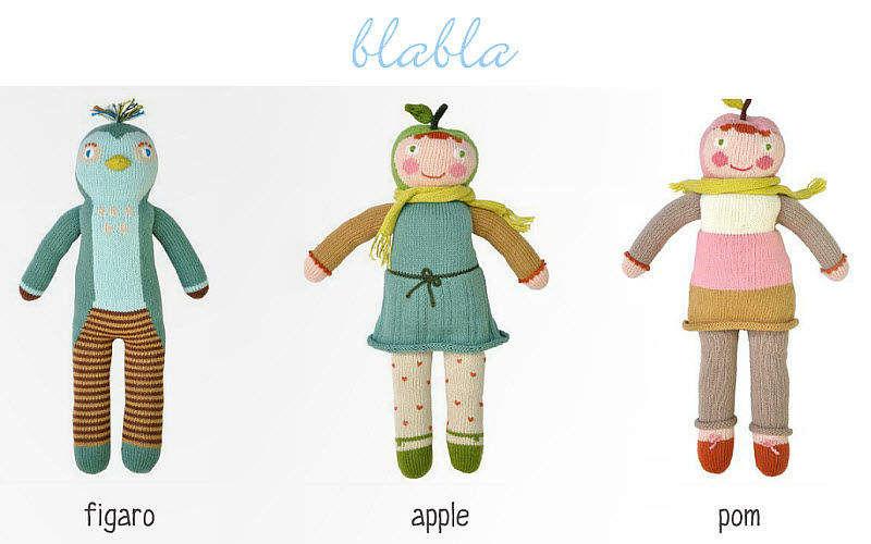 BLABLA Puppe Puppen Spiele & Spielzeuge   