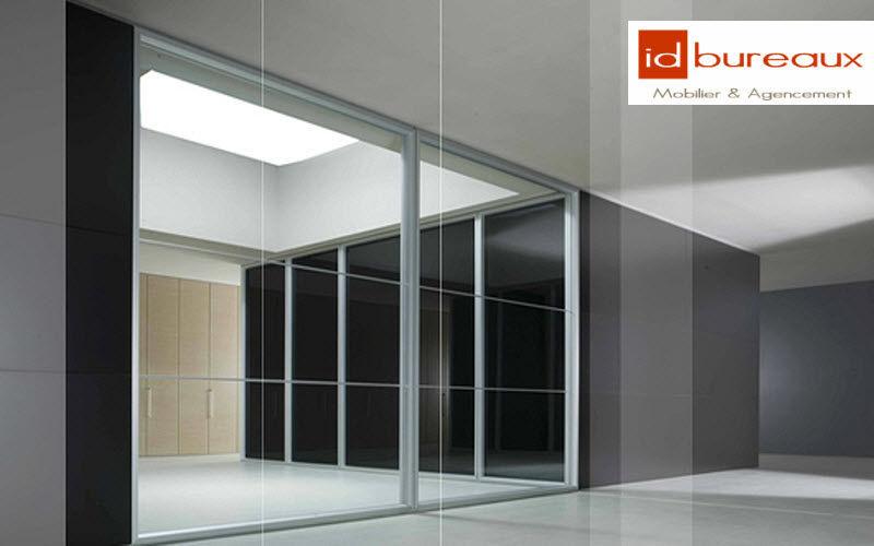 ID.Bureaux Mobilier & Agencement Büro Zwischenwand Trennwände Wände & Decken  |