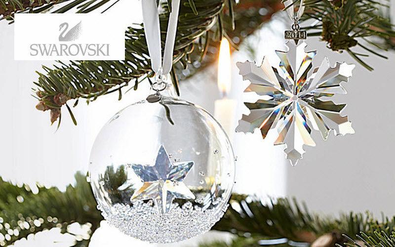 Swarovski Weihnachtskugel Weihnachtsdekoration Weihnachten & Feste  |