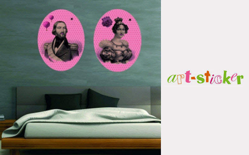 ART STICKER Sticker Dekorativer Sticker Wände & Decken   