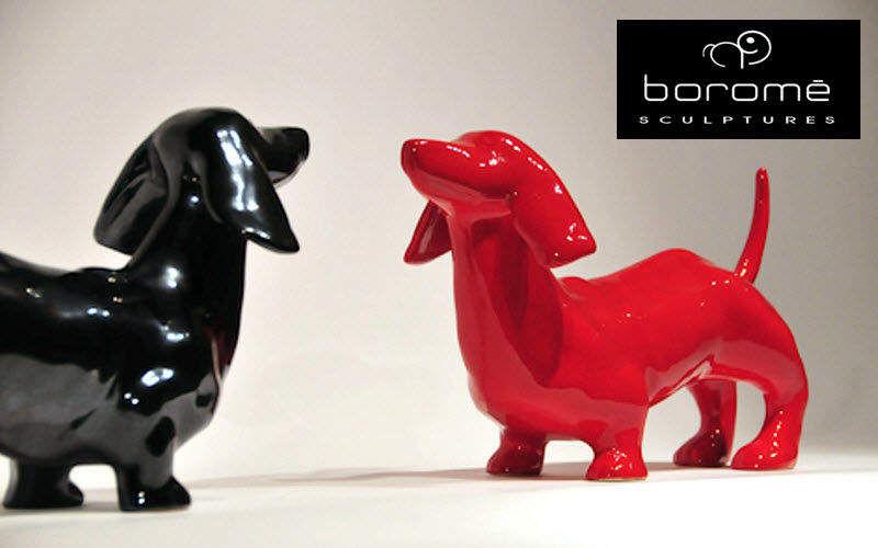 BOROMÉ Tierskulptur Figuren und Skulpturen Kunst  |