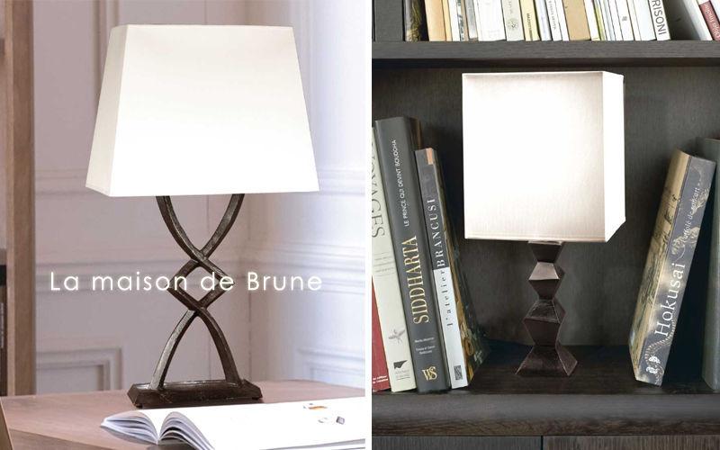 La maison de Brune Tischlampen Lampen & Leuchten Innenbeleuchtung  |