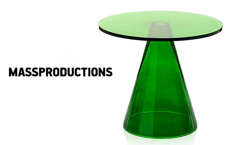 MASSPRODUCTIONS Sockeltisch Beistelltisch Tisch  |