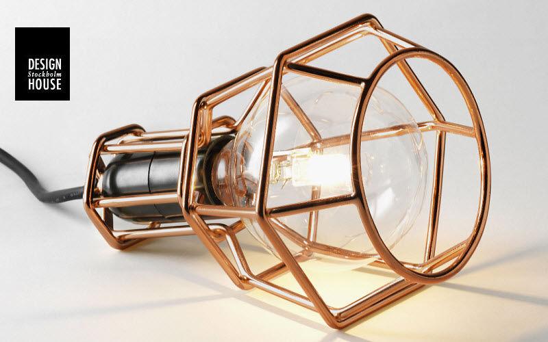 Design House Stockholm Handleuchte Lampen & Leuchten Innenbeleuchtung  |