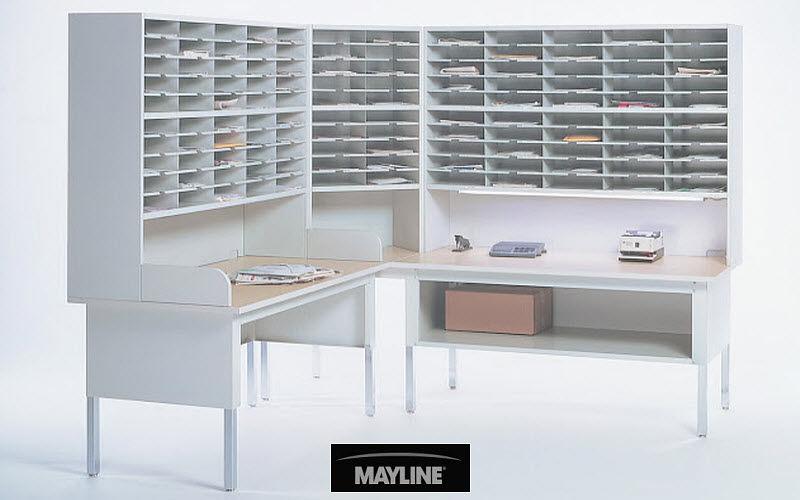 Mayline Briefsortierer Boxen und Aktenordner Büro  |