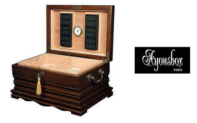Ayousbox Zigarrenkassetten Tabakwaren Dekorative Gegenstände   