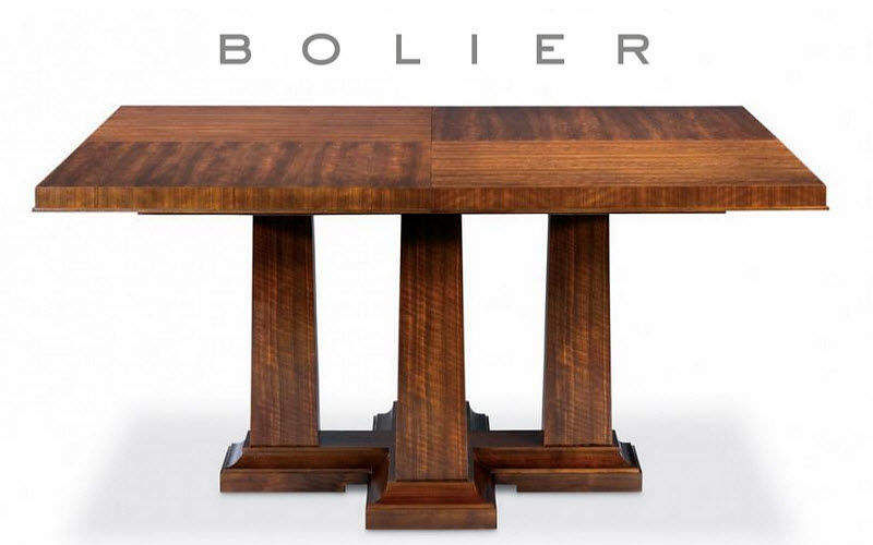 BOLIER Quadratischer Esstisch Esstische Tisch  |
