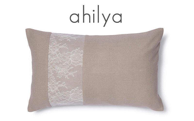 Ahilya Rechteckige Kissen Kissen, Polster und Bezüge Haushaltswäsche   