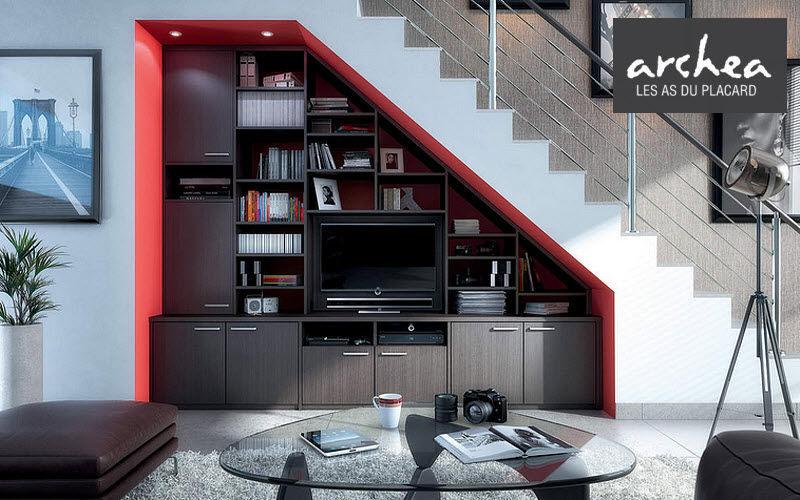 Archea Ablage unter der Treppe Treppen, Leitern Ausstattung  |
