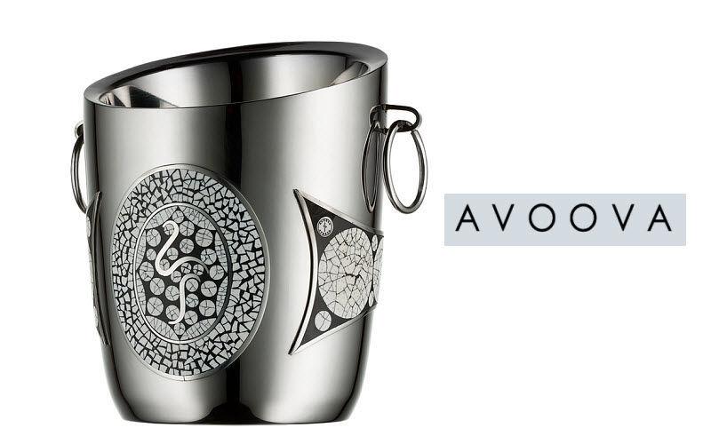 AVOOVA Sektkübel Getränkekühler Tischzubehör  | Exotisch