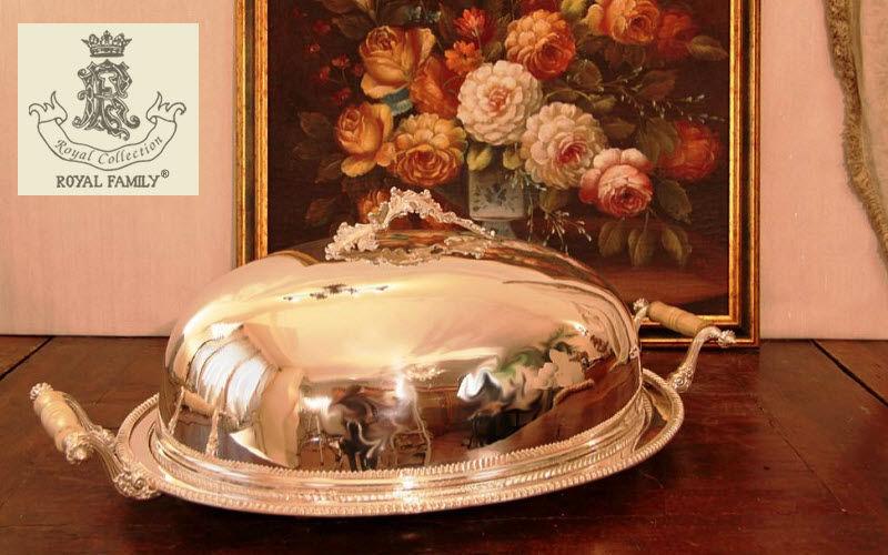 Royal Family Warmhalteplatte Servieren und Warmhalter Tischzubehör  |