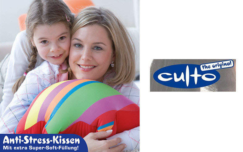 Culto Kinderkissen Dekoration für Kinder Kinderecke  |