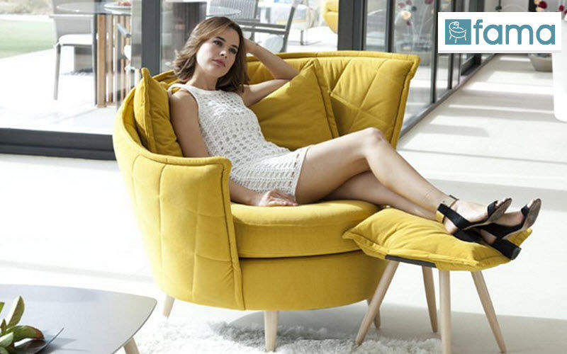 Fama Ruhesessel Sessel Sitze & Sofas  |