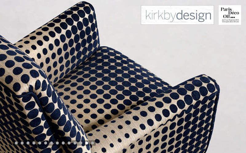 Kirkby Design Sitzmöbel Stoff Möbelstoffe Stoffe & Vorhänge  |