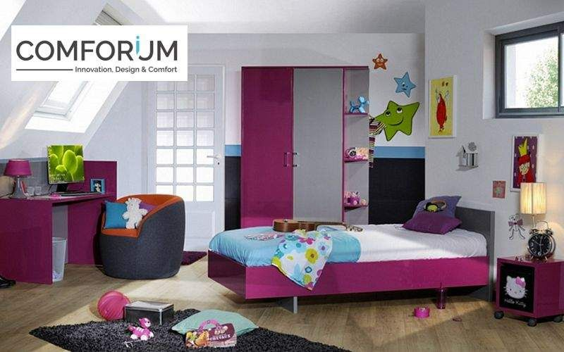 COMFORIUM Jugendzimmer Kinderzimmer Kinderecke  |
