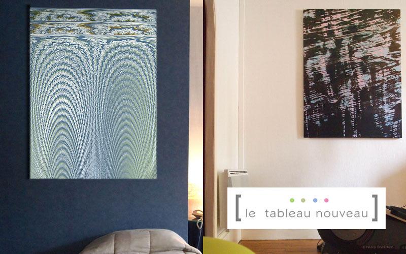 Le tableau nouveau Digital Foliendruck Plakate und Poster Dekorative Gegenstände  |