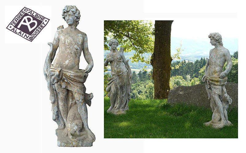 TERRES D'ALBINE Statue Figuren und Skulpturen Kunst  |