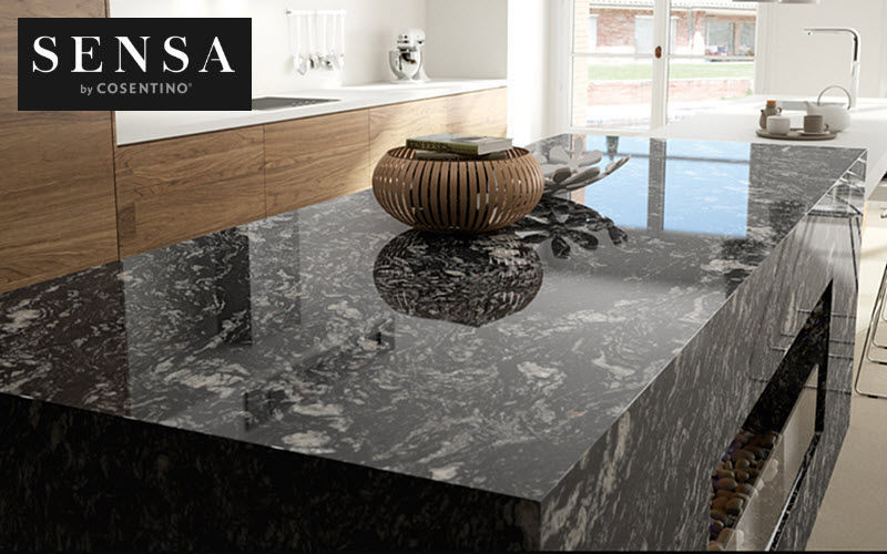 SENSA BY COSENTINO Arbeitsplatte Küchenmöbel Küchenausstattung  |