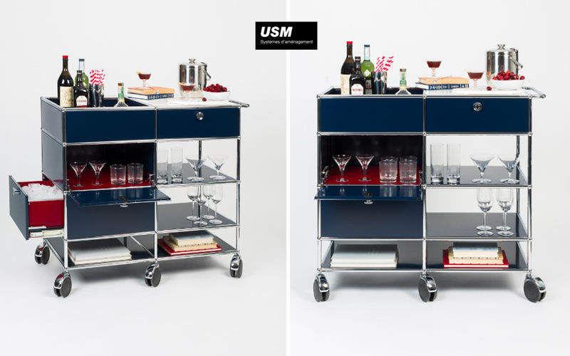 USM Bewegliche Bar Barmöbel Tisch  |