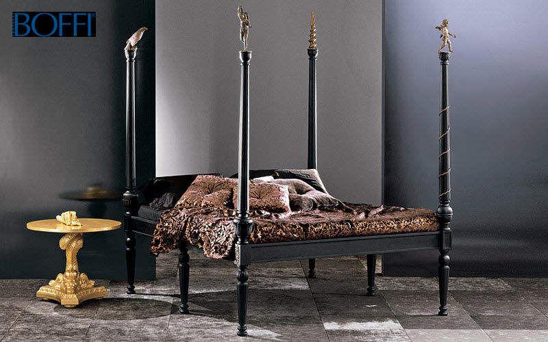 FRATELLI BOFFI Doppel-Säulenbett Doppelbett Betten  |