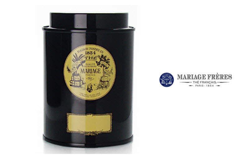 Mariage Freres Teedose Aufbewahrung (Dosen-Töpfe-Gläser) Küchenaccessoires  |