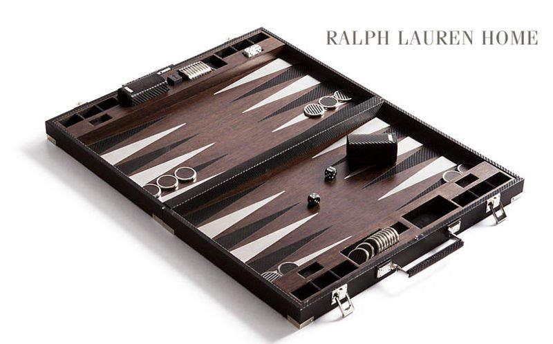 Ralph Lauren Home Backgammon Gesellschaftsspiele Spiele & Spielzeuge  |