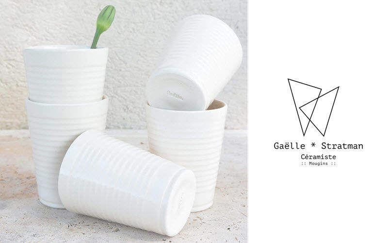 GAELLE STRATMAN Trinkbecher Gläser Glaswaren  |