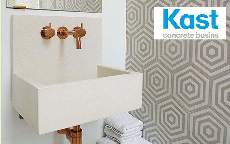 KAST CONCRETE BASINS Küchenstempel Spülbecken Küchenausstattung  |