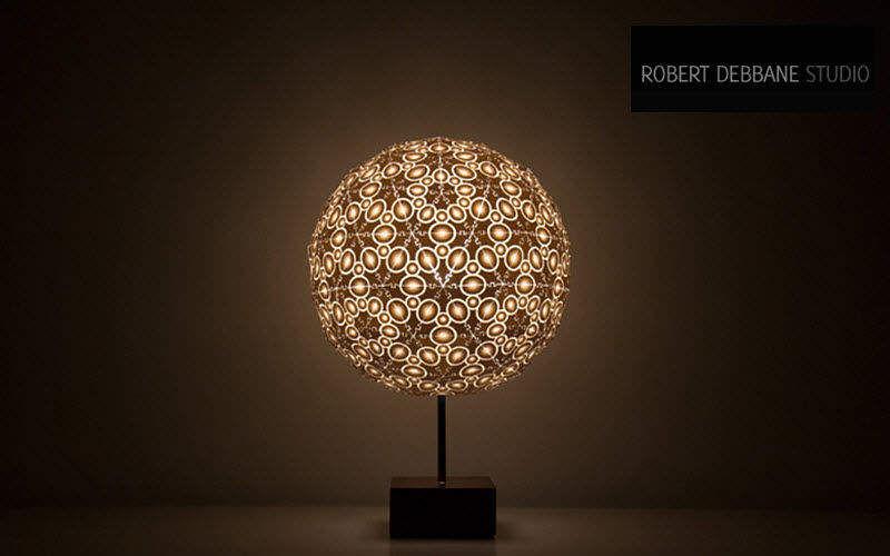ROBERT DEBBANE Tischlampen Lampen & Leuchten Innenbeleuchtung   
