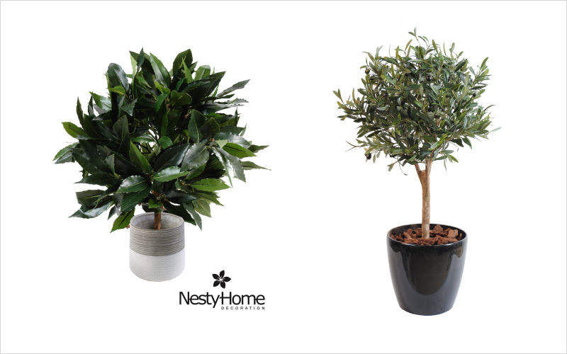 NestyHome Künstlicher Baum Bäume und Pflanzen Blumen & Düfte  |