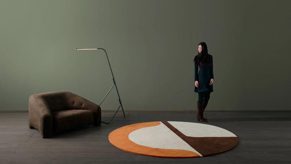 AMINI Moderner Teppich Moderne Teppiche Teppiche  |