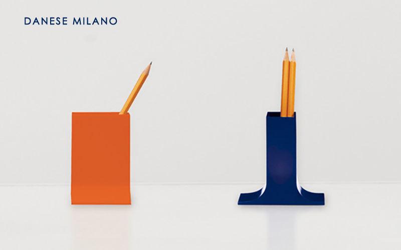 Danese Milano Bleistifthalter Boxen und Aktenordner Büro   