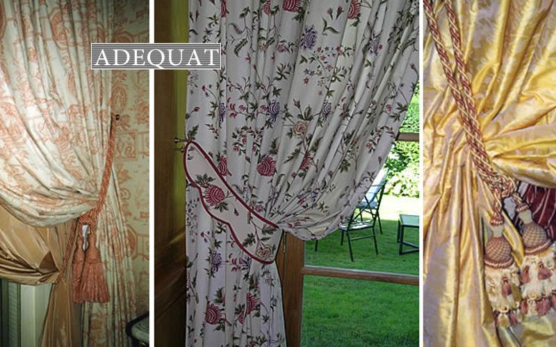 ADEQUAT-TIssUS Doppelvorhang Vorhang Stoffe & Vorhänge  |