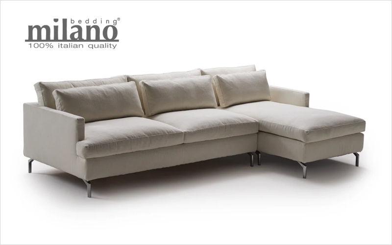 Milano Bedding Ecksofa Sofas Sitze & Sofas Wohnzimmer-Bar | Design Modern