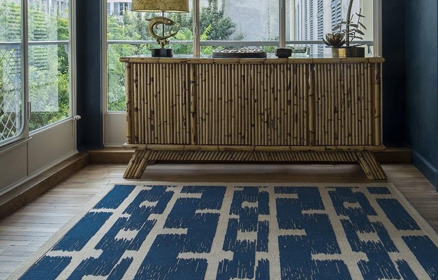 Casa Lopez Moderner Teppich Moderne Teppiche Teppiche Wohnzimmer-Bar | Exotisch
