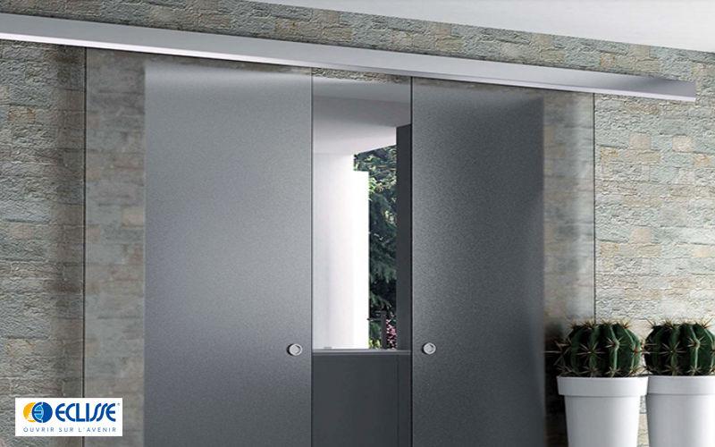 Eclisse Schiebetür auf Schiene Türbeschlag Fenster & Türen  |