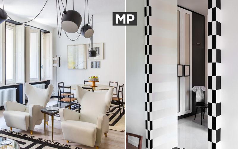 MARCO PARMEGGIANI Innenarchitektenprojekt Innenarchitektenprojekte Häuser  |