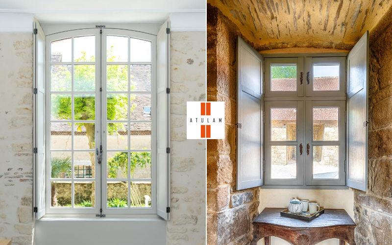 ATULAM Innen-Jalousie Fensterläden Fenster & Türen  |