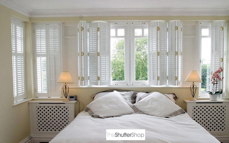 The Shutter Shop Innen-Jalousie Fensterläden Fenster & Türen  |