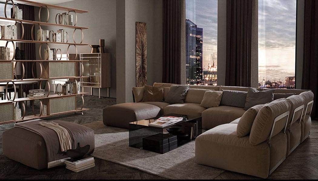 Ego Zeroventiquattro Wohnzimmersitzgarnitur Couchgarnituren Sitze & Sofas Wohnzimmer-Bar | Design Modern