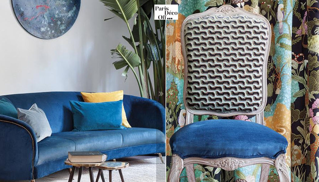 Pepe Penalver Bedruckter Stoff Möbelstoffe Stoffe & Vorhänge  |
