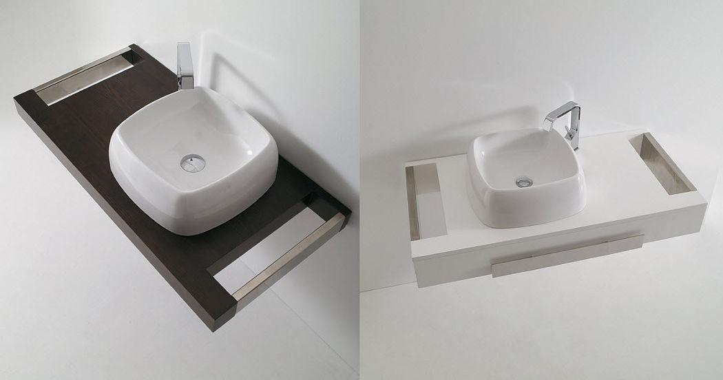 DOMUS FALLERII Waschbecken freistehend Waschbecken Bad Sanitär  |