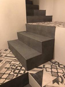 Arts Des Matieres Dekorativ Beton für Böden