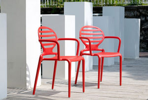 SCAB DESIGN - cokka - Stapelbare Sessel