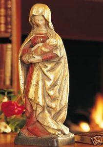Art & Antiques - vierge à l'enfant - Marienfigur Mit Kind
