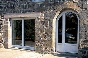 KOMILFO -  - Schiebeglasfensterfront