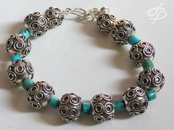 blili's - collection byzance - Armband