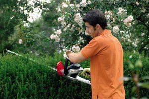 AL-KO - taille haie ht 600 flexible cut coupe de 24mm - Gartenwerkzeuge