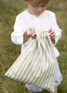 LES TOILES BLANCHES -  - Spielzeug Tasche