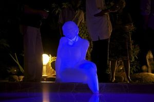 NAD CREATION - missy - Beleuchtete Statue